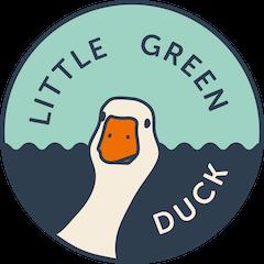 Little Green Duck