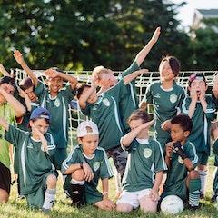 Green Wave Soccer